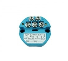SBWZ温度送器PT100热电阻输出4-20MA一体化模块两线制热电阻温度