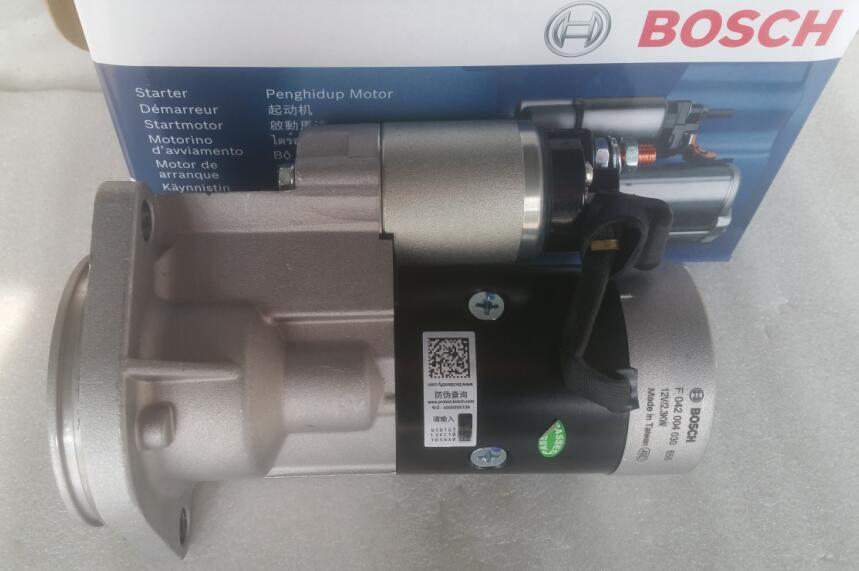 F042004030洋马起动机-台湾Unipoint/BOSCH