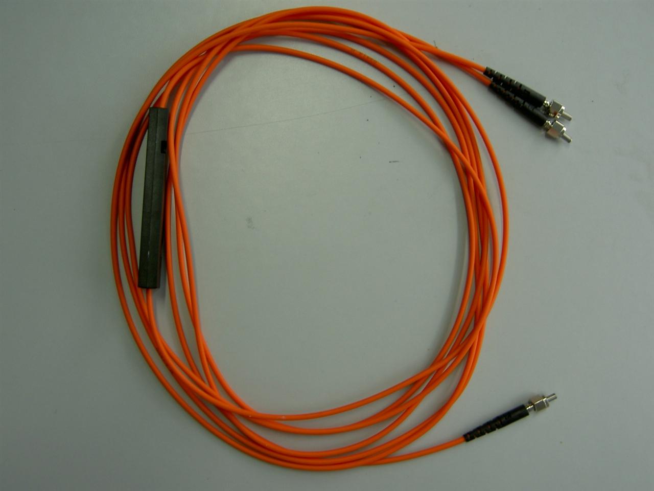河南供应XLink850nm 105/125光纤耦合器632nm多模光纤耦合器(1×2,2×2)