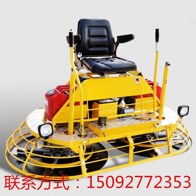 奥斯顿液压座驾式磨光机 小型水泥路面抹平机 100数控型 液压座驾式磨光机