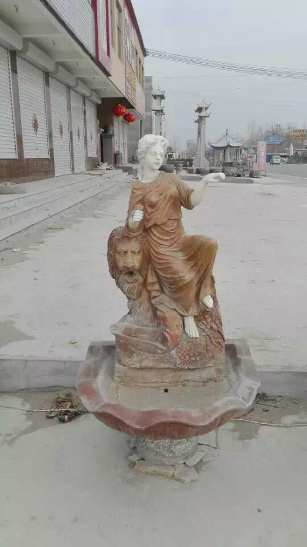 古现代人物雕塑 古现代人物石头雕塑 古现代人物石头雕塑人像石雕