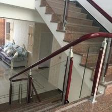 供应商用于玻璃楼梯设计销售价格驻马店钢化玻璃扶手批发