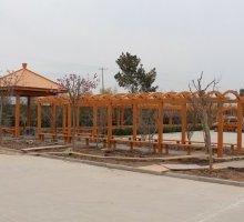 仿木景观花架建造 仿木景观花架价格  古建凉亭价格仿木景观长廊 仿木景观花架