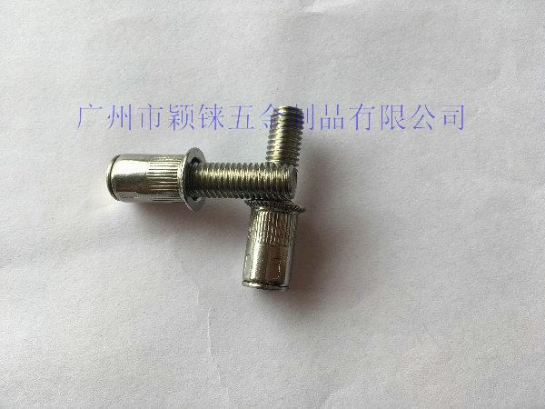 供应不锈钢拉铆螺栓,304不锈钢拉铆螺栓,不锈钢沉头拉铆螺栓