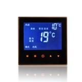 中央空调触屏温控器K606温度控制器温控开关温度调节器