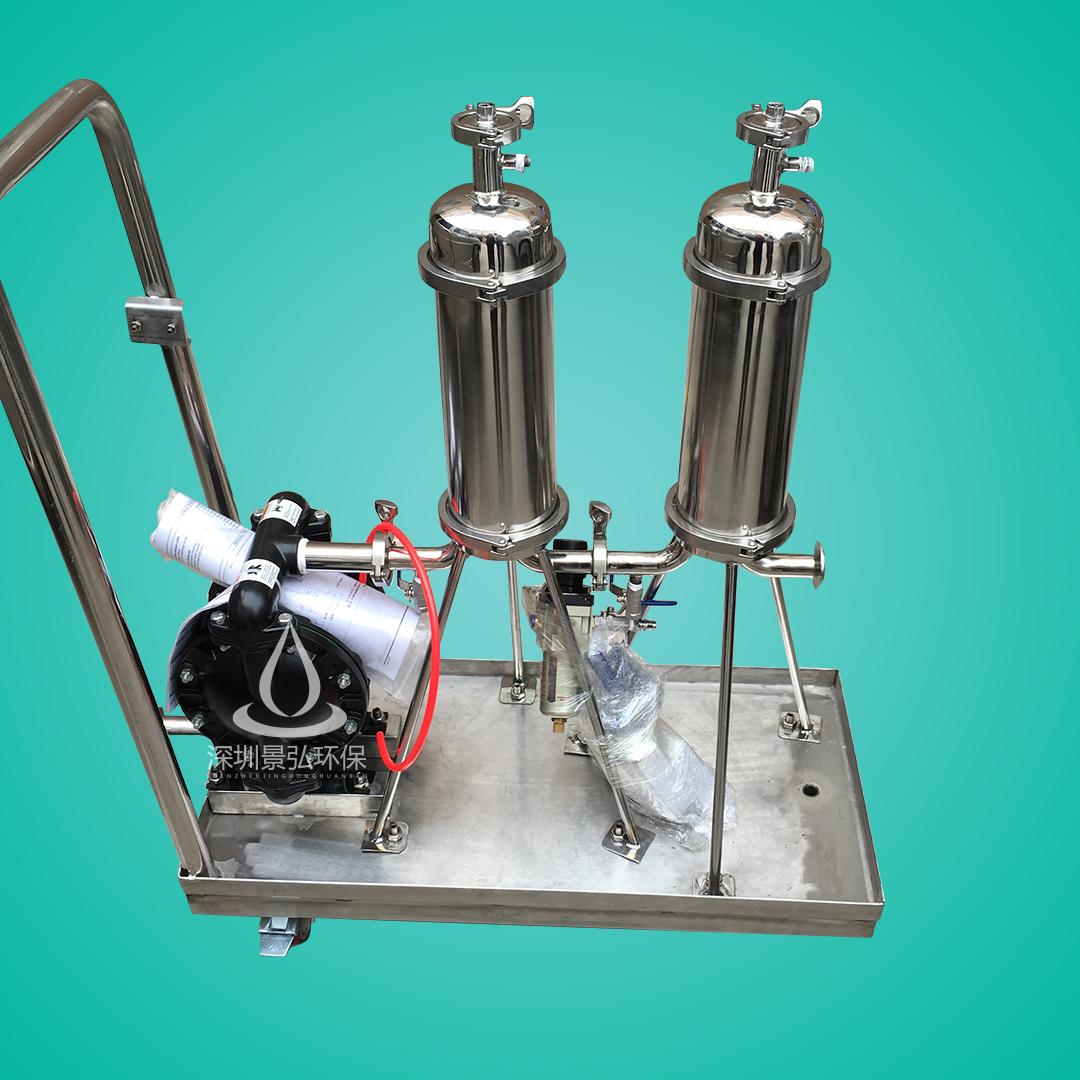 供应胶水过滤器 乳胶漆过滤器  胶水过滤系统 深圳景弘环保胶水过滤系统