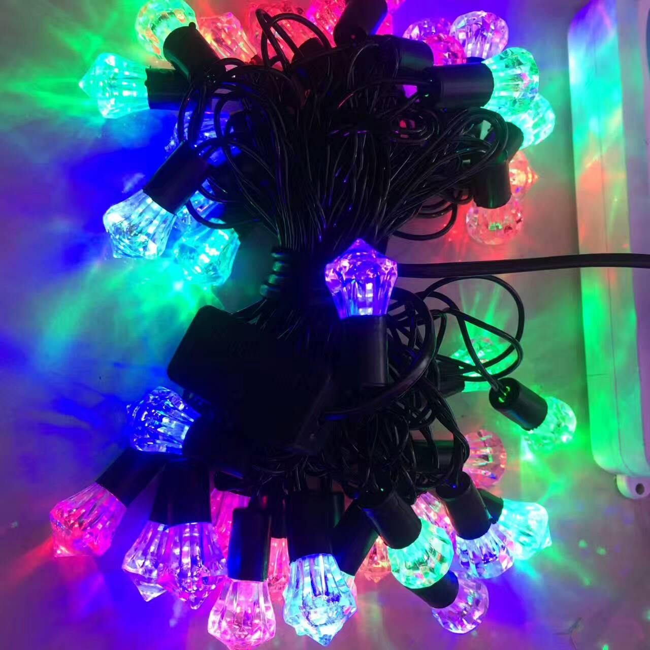 中山鑫艺灯饰批发供应LED星星灯  LED圣诞节日装饰星星灯 LED圣诞喜庆节日装饰灯