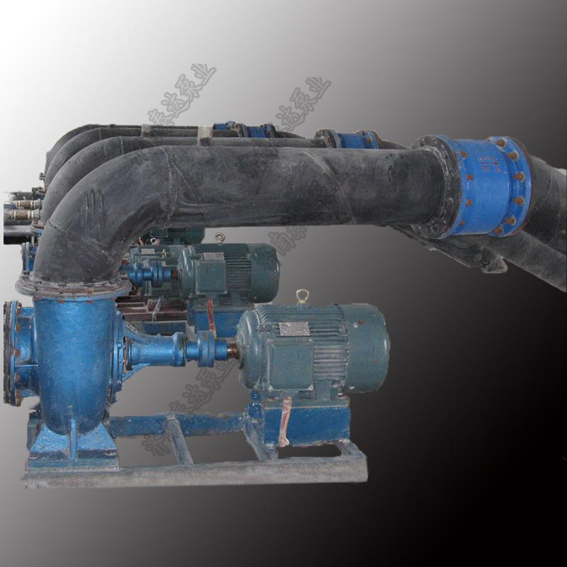 300HW-7蜗壳式混流泵