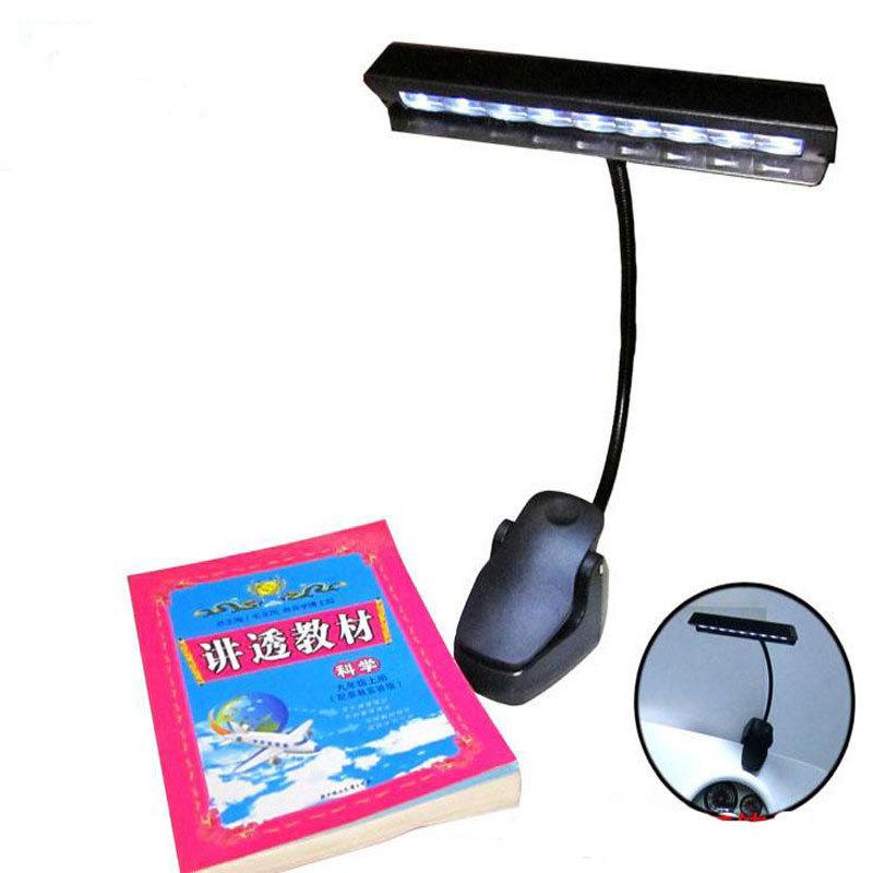 秋季USB夹子台灯  大金属书灯   夹子台灯批发     乐谱灯