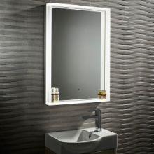 led卫浴镜浴室防雾镜发光镜防雾卫浴镜批发