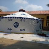 6米蒙古包价格休闲娱乐蒙古包 河北蒙古包厂家