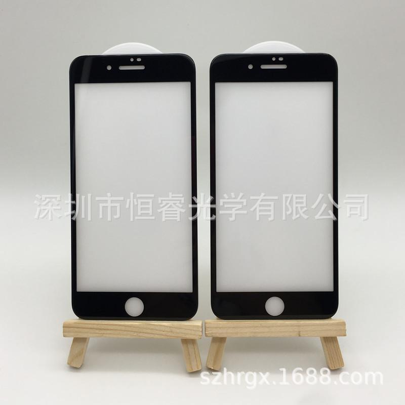 滴胶钢化膜 苹果X全屏覆盖手机钢化膜 iPhone 6苹果6s手机贴膜 点胶钢化膜