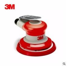 3M20317气动打磨机5英寸圆盘偏心振动抛光机干磨机批发