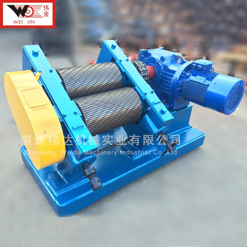 越南橡胶绉片胶压水机绉片机 出料规格可调节