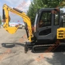 微腾30型小型挖掘机 微腾3吨小型挖掘机迷你挖掘机图片