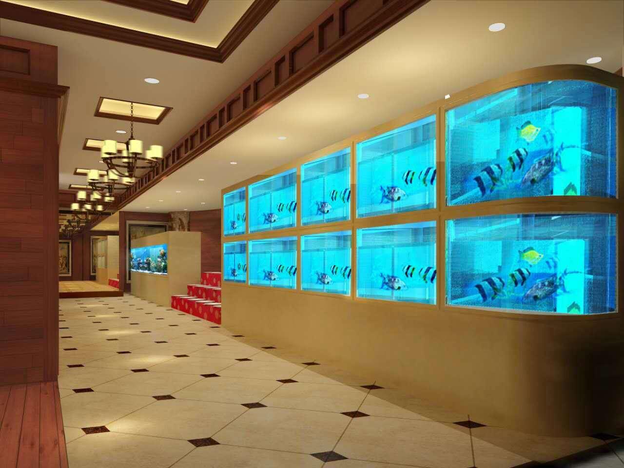 杭州实力商家供应丽水鱼缸