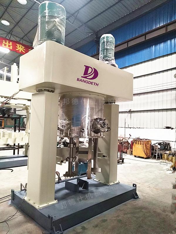 供应行星式动力混合机 电子胶分散搅拌机 MS胶分散搅拌机定制
