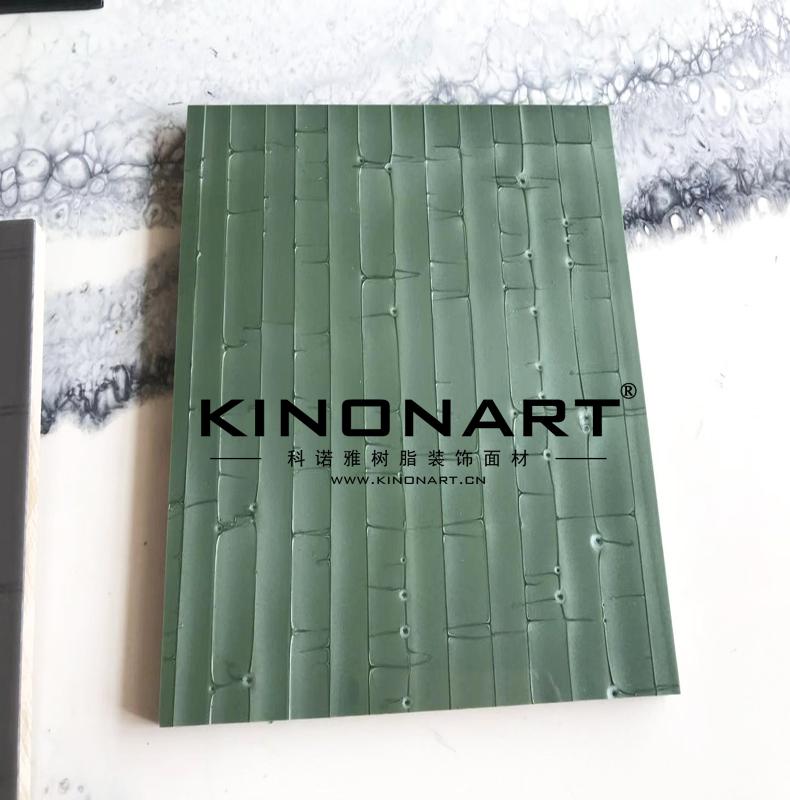 科诺雅树脂纤维板 生态树脂板的价格 树脂护墙板图片 品质卓越