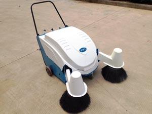 手推式扫地车 扫地车工厂 人工扫地车 学校专用