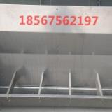 不锈钢料槽采食槽喂食槽双面料槽猪用食槽系列