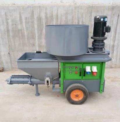 郎旭机械主营 柴电两用自动喷砂机 护坡喷涂机 砂浆喷涂机