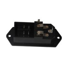 厂家直销供应AC-02G1滤波器插座 AC-02G1电源插座