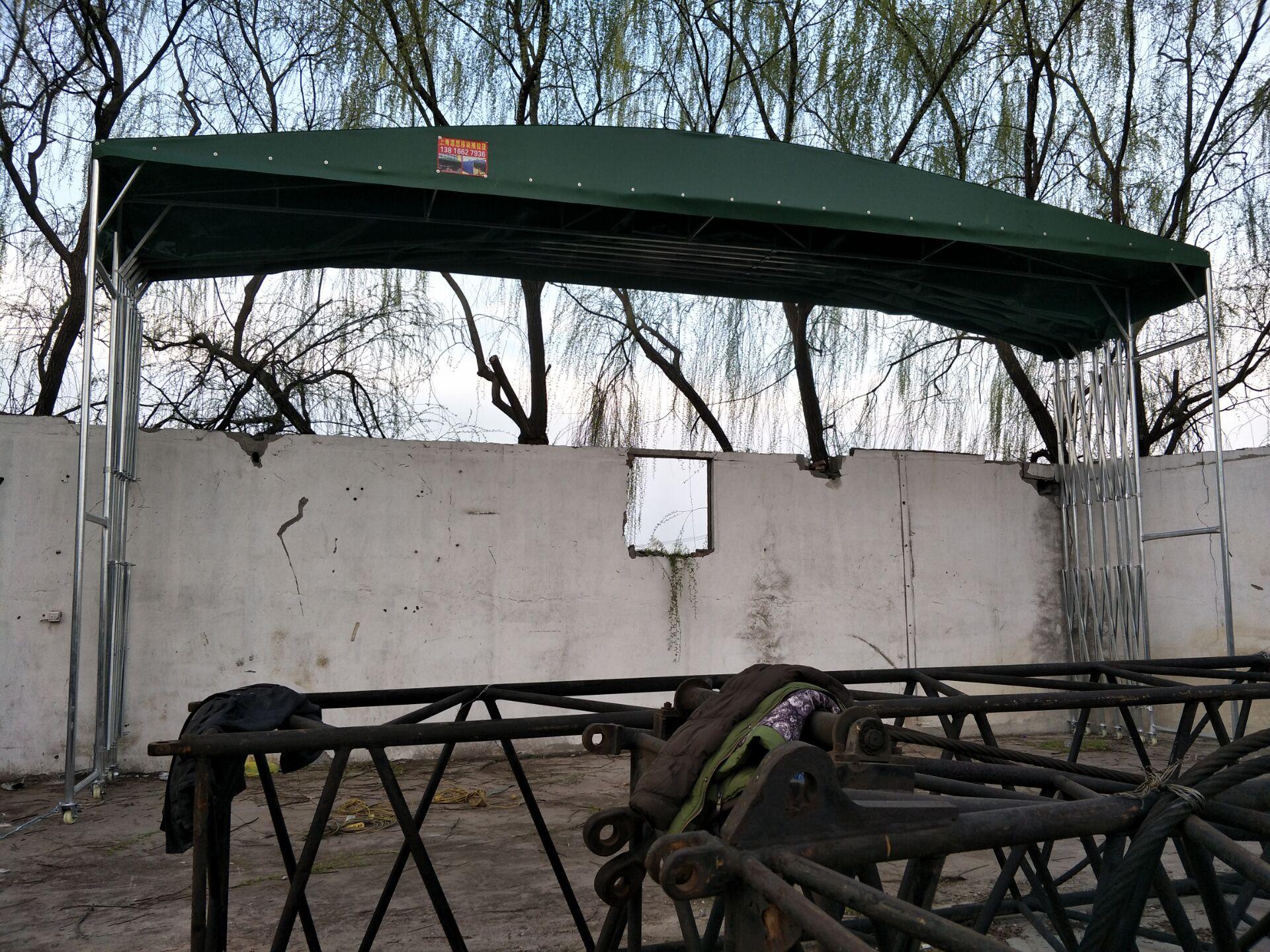 江苏遮阳棚蓬篷 移动推拉蓬棚篷 推拉遮阳棚蓬篷 伸缩棚蓬篷 专业制作厂家价格
