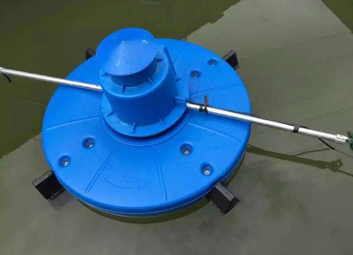 厂家直销三相380V0.75KW涌浪式增氧机   涌浪式增氧机-05