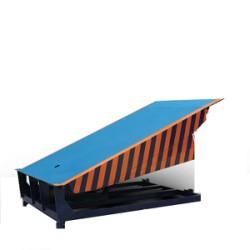 固定式登車橋固定式登車橋集裝箱叉車過橋液壓卸貨登車橋裝卸平台搭橋