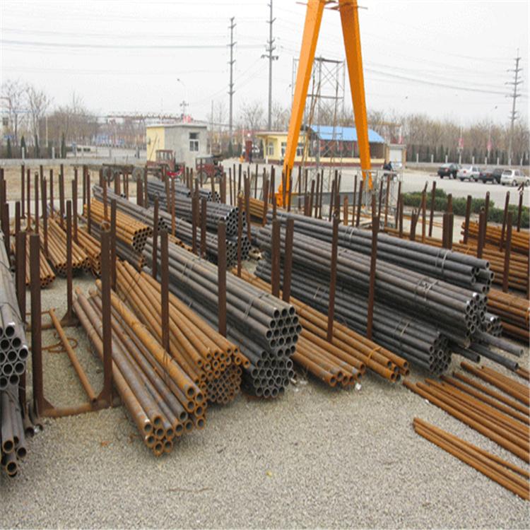 q345B厚壁无缝钢管  大口径q345B无缝钢管   q345B无缝钢管现货