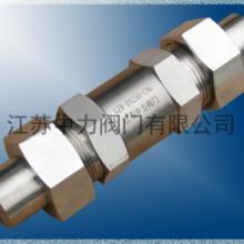不锈钢燃气管道阻火器 燃气阻火器批发