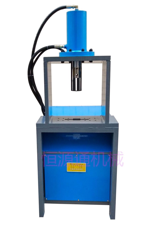 碳钢冲断机方管冲孔机 不锈钢方管冲孔机