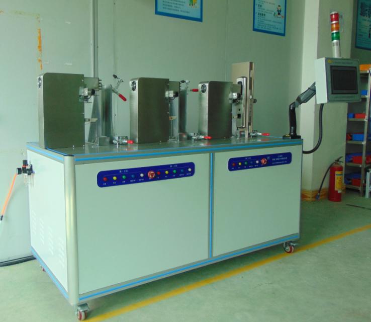 DELTA德尔塔仪器智能门锁综合性能试验机