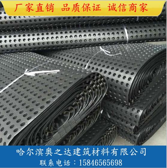直销排水水板厂家疏水板塑料排水板凹凸塑料排水板