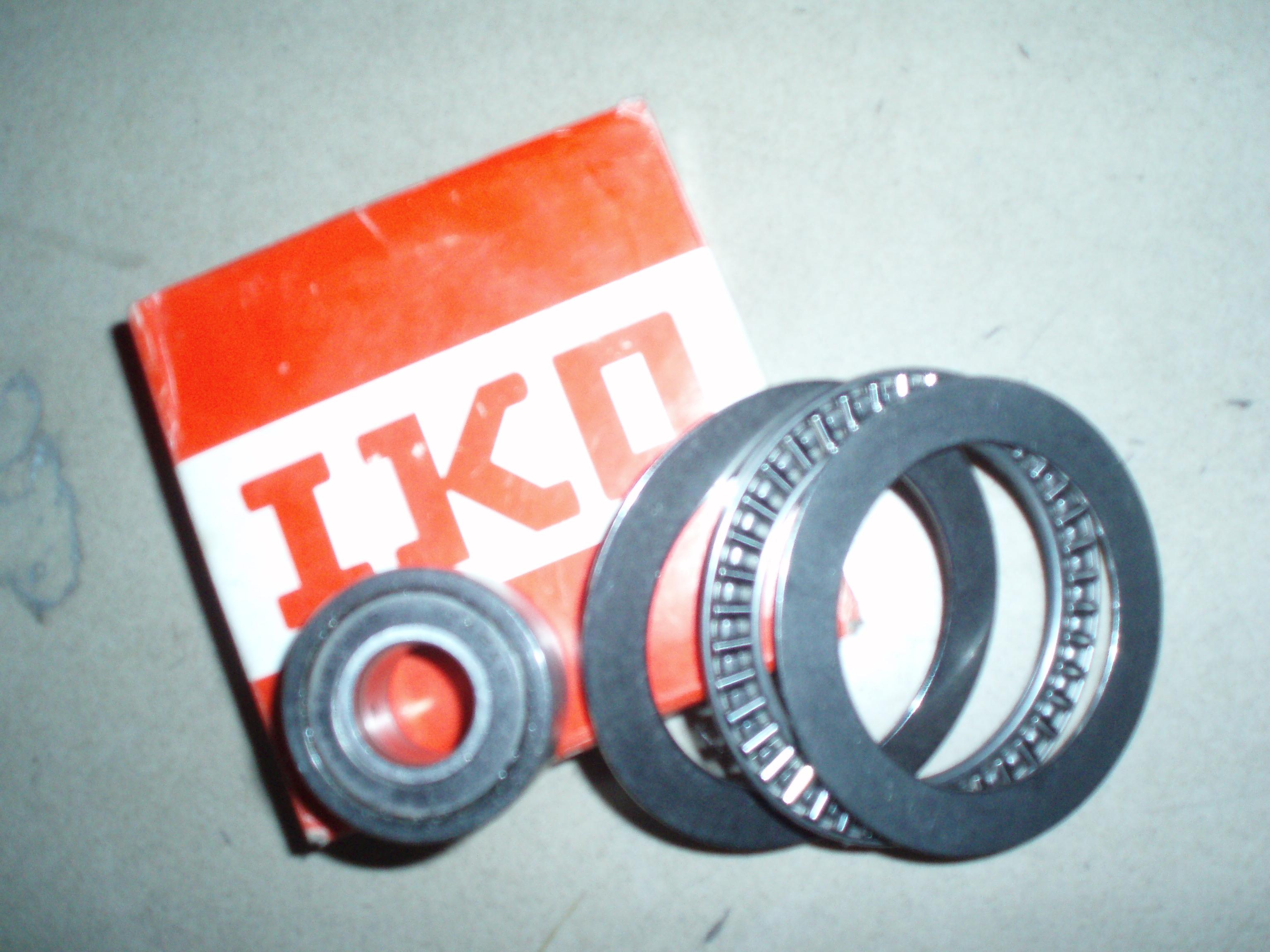滚轮轴承 滚针轴承 IKO滚针轴承 轴承商家报价 滚针轴承包邮