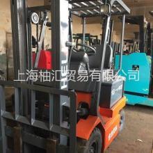 上海转让丰田叉车 丰田电瓶叉车批发批发