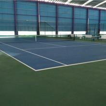 专业网球场施工建设及网球场围网施工建设厂家