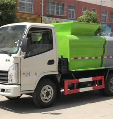 餐厨垃圾车图片/餐厨垃圾车样板图 (1)