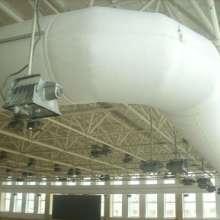 厂家定制聚酯纤维阻燃布袋风管_防凝露_新式中央空调布风管图片
