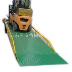 倉庫配套設施集裝箱裝卸平台供貨商