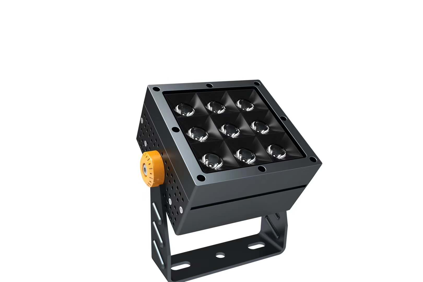 大功率LED投光灯圆形方形厂家直销 LED投光灯暖光