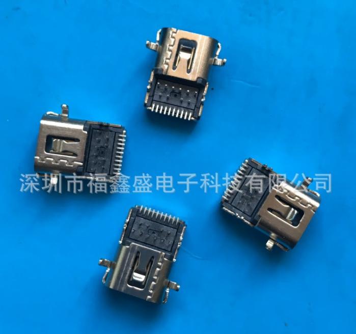 供应MINI DP20P公母座 SMT+DIP前插后贴 DP连接器20P母头插座