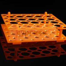 柏丞Cypress 15-50ml塑料离心管架10孔离心管架20孔离心管架 可拆塑料离心管架
