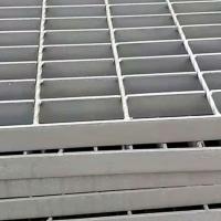 镀锌重型电厂平台格栅板 插接异型钢格板 压焊整流复合钢格栅