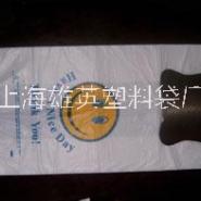 上海塑料袋生产厂家 手工方底袋图片