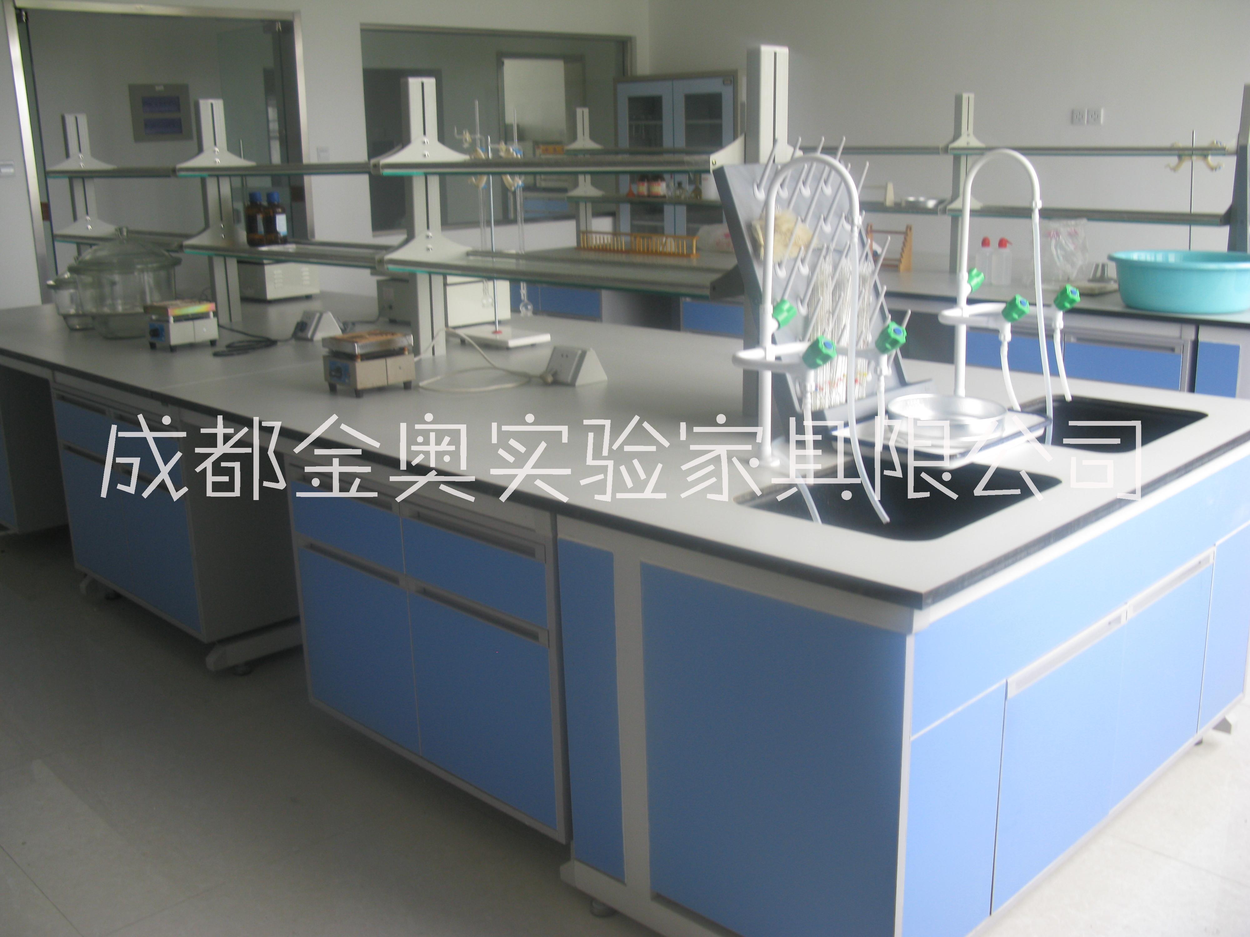成都实验室建设装修 成都物理实验室设计 成都实验设备批发金奥