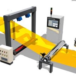 光学影像表面缺陷檢测系统BOPET膜  PET镀铝膜 光学影像表面缺陷檢测系统