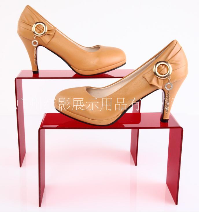 鞋架亚克力展架 广州亚克力定制 白云区亚克力厂家