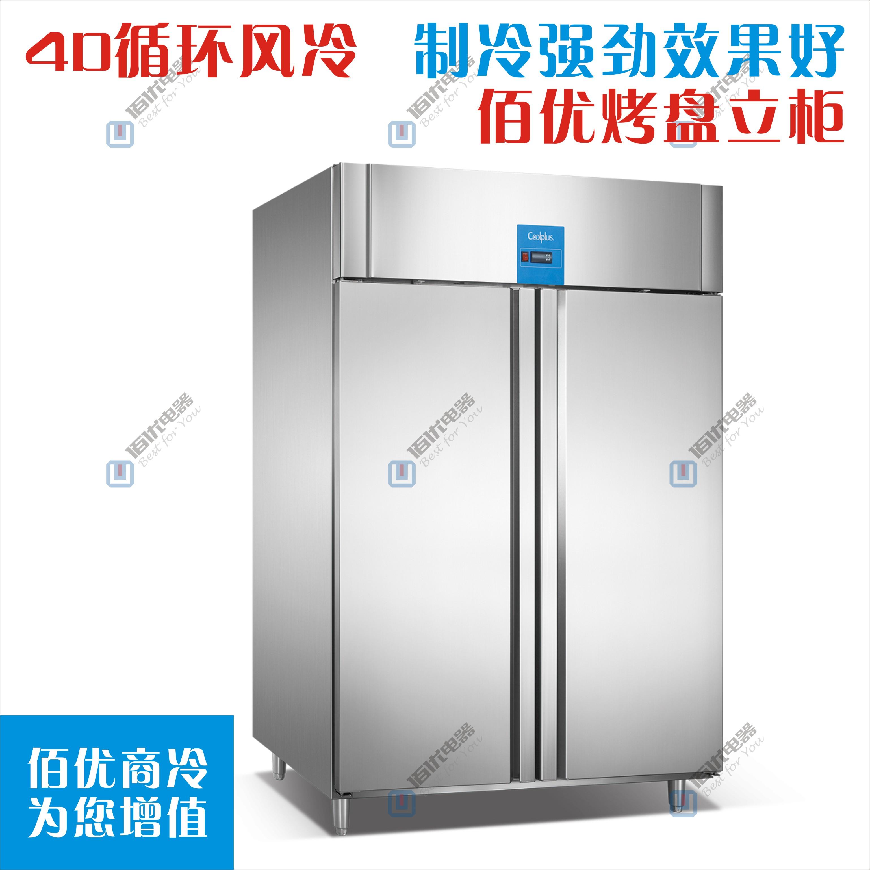 立式厨房冰柜,酒店不锈钢冷柜,厨房立柜 厨房冷柜