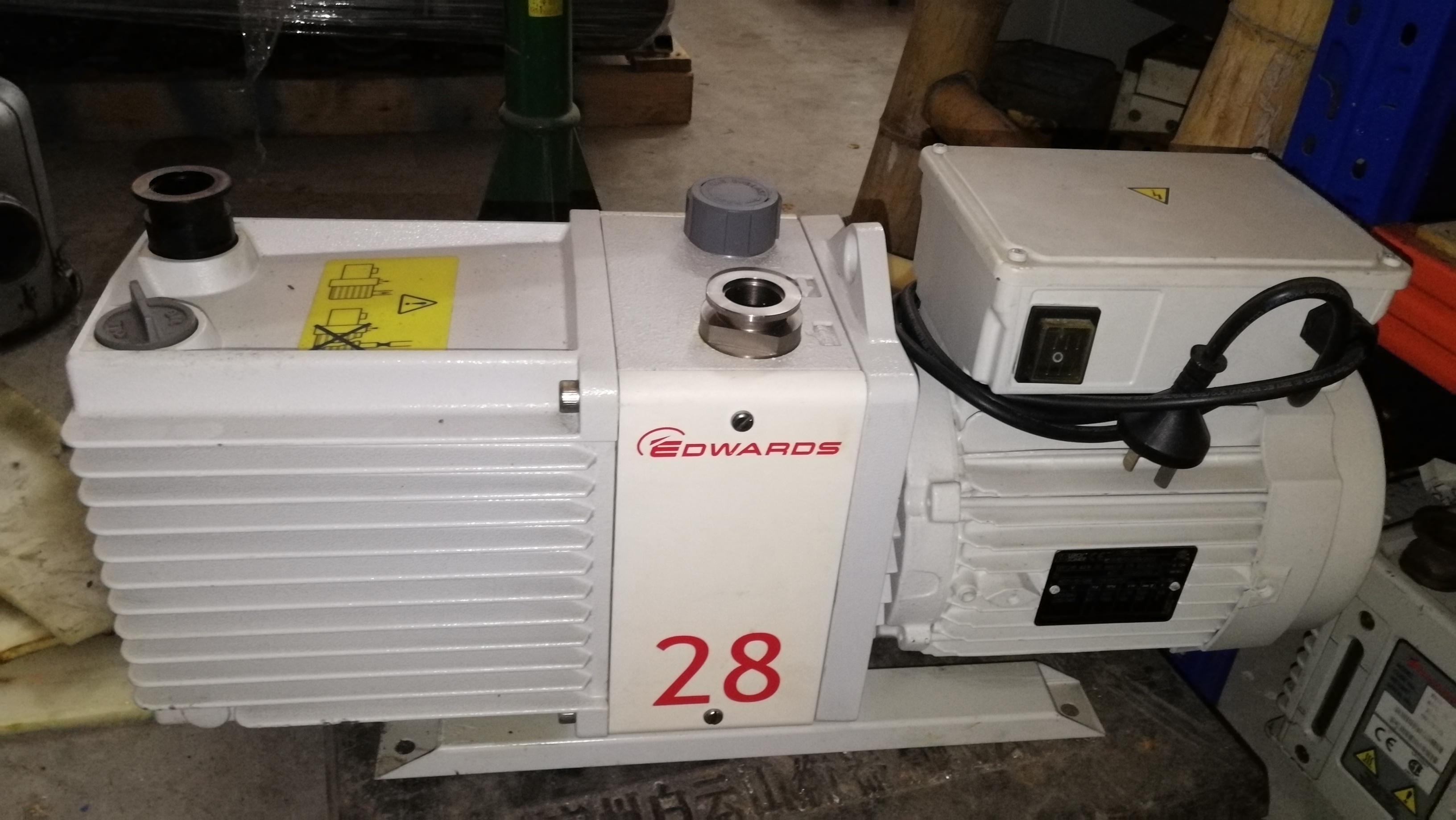 广州二手爱德华E2M28真空泵/二手爱德华E2M28真空泵价格
